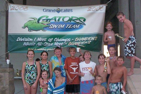 Grand Lakes Swim Team
